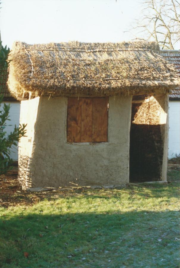 2 Preb gardeners hut